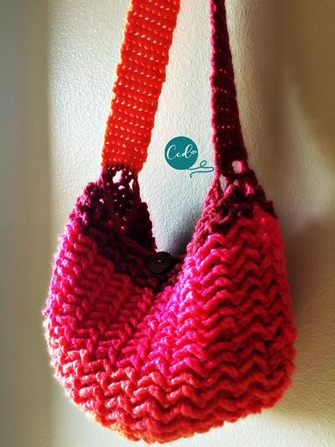Crochet Patterns Galore Boho Bag