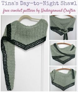 Tina's Day-to-Night Shawl
