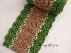 Easy Waves Scarf