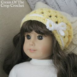 18 Inch Doll Abby Slouch