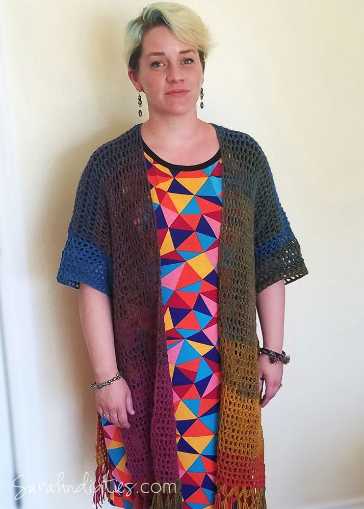 Crochet Patterns Galore Kimono Cardigan