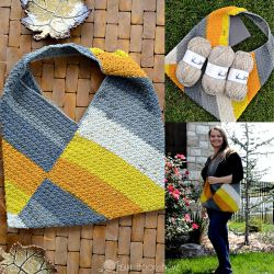 Carry-All Bag One Skein Wonder