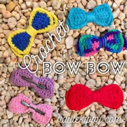 Bow Bow Barrette