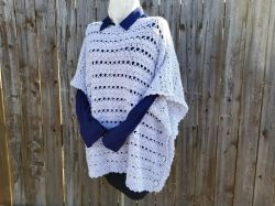 Light & Lacy Poncho