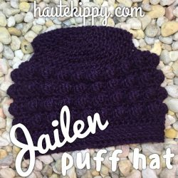 Jailen Puff Hat