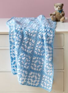 Free: Baby Granny Quilt