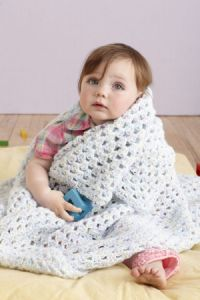Free: Baby Granny Throw