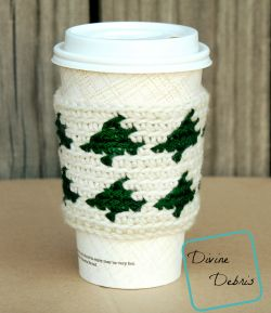 Trees All Around Mug Cozy