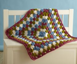 Free: Baby Throw