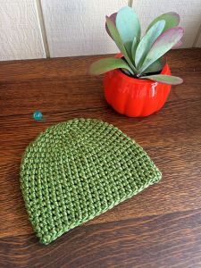 Mini Puff Stitch Hat