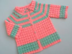 Baby Sweater Coat/Jacket