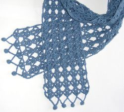Lacy Dress Scarf