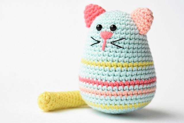 Crochet Toy Elephant Amigurumi Free Patterns - DIY Magazine | 427x640