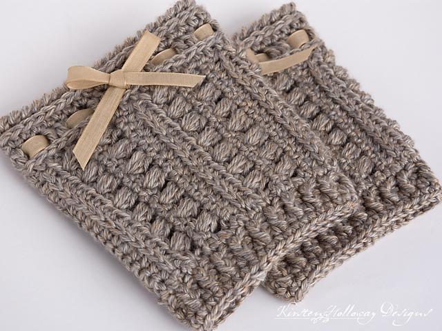 Crochet Patterns Galore Sugar Maple Boot Cuffs