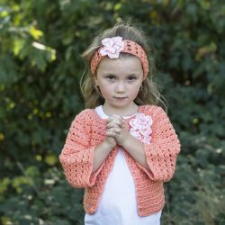 Flower Friendly Sweater & Headband