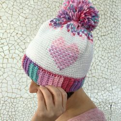 Heart Showers Beanie