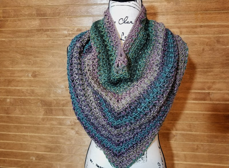 Crochet Patterns Galore Jasmine Scarf