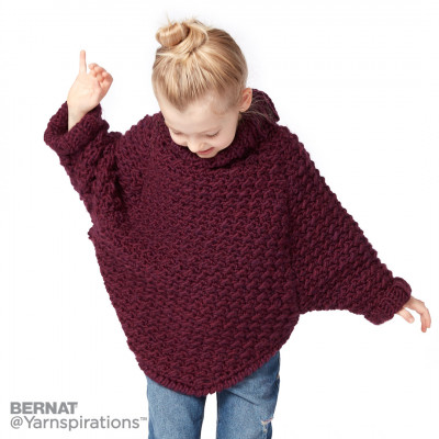 Crochet Patterns Galore Kids Curvy Crochet Cowl Pullover