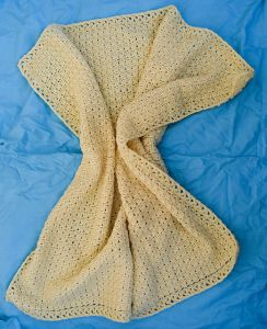 Little Gracie Baby Blanket