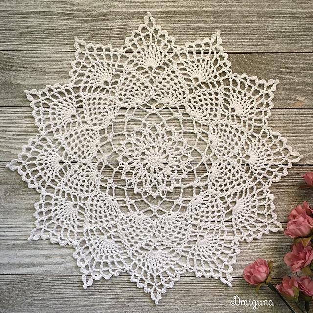 Crochet Patterns Galore Moonpetals