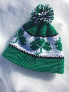The Shamrock Toque