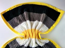 Bright Stars Bobble Blanket