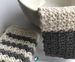 Crochet Country Dishcloth