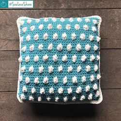 Polka-Dot Pillow