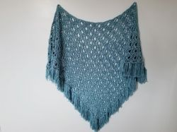 April Showers Shawl