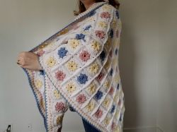 May Flowers Shawl