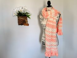 Creamsicle Wrap/Scarf