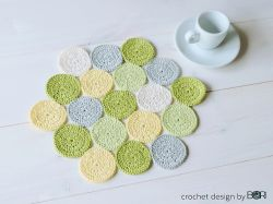 Green Appple Placemat