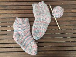 Cozy Cottage Socks