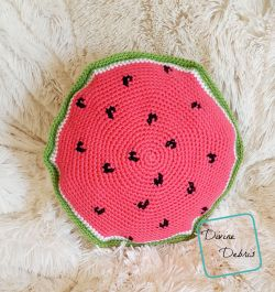 Wonderful Watermelon Pillow