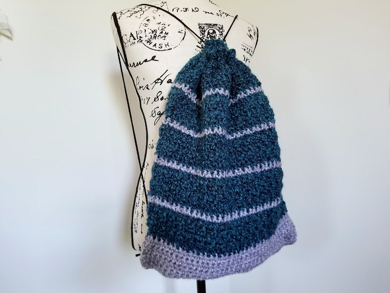 Crochet Patterns Galore Easy Breezy Backpack