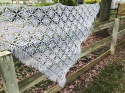 Gypsy Queen Shawl