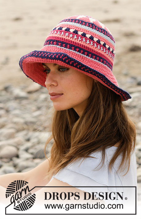 Crochet Patterns Galore Bazar Hat