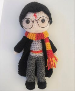 Crochet Patterns Galore Harry Potter Amigurumi