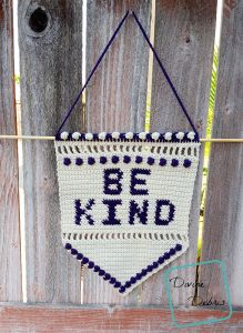 Be Kind Wall-Hanging