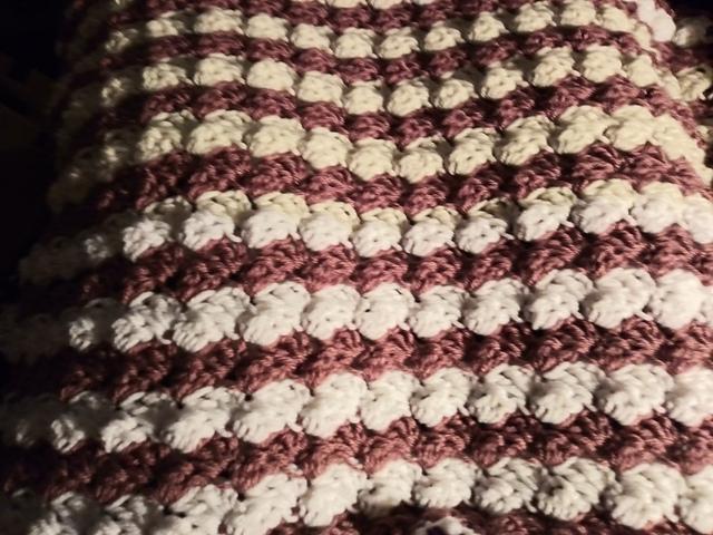 Crochet Patterns Galore Follow The White Rabbit Lapghan