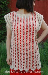 Bruges Lace Sleeveless Summer Top