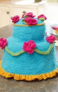 Fancy Cake Cover
