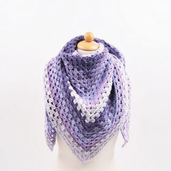 Lollipop Scarf/Shawl