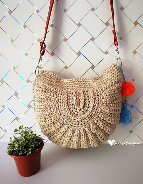 Crochet Patterns Galore Seashell Bag