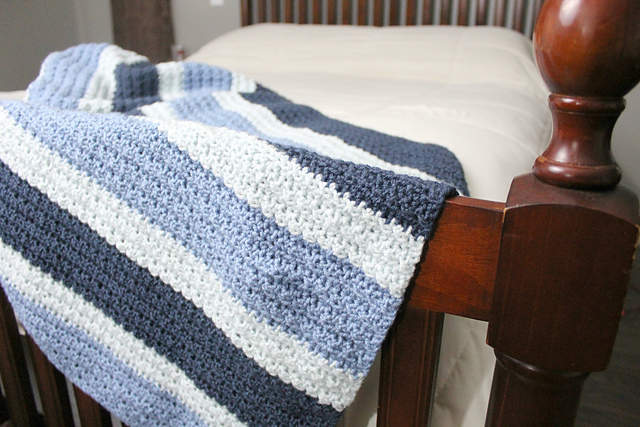 Crochet Patterns Galore The Dude Blanket