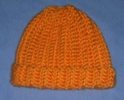 Basic Newborn Side-To-Side Hat