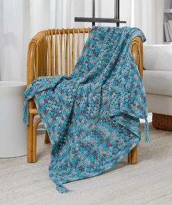 Modern Granny Throw