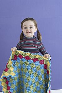 Enticing Baby Afghan