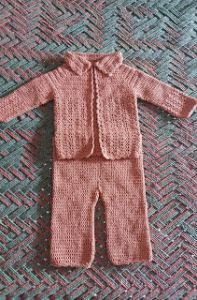 Baby Cardigan and Pants