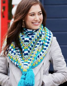 Shivering Chic Shawl